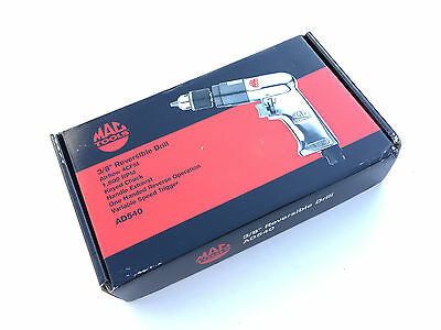 "NEW MAC Tools USA AD540 3/8"" reversible air drill heavy duty trade tool inc VAT"