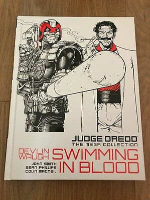 Judge Dredd Mega Collection Swimming In Blood  #14
