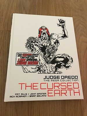 Judge Dredd Mega Collection The Cursed Earth #32