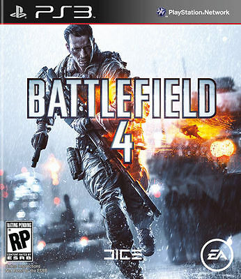 Factory sealed  Brand New Battlefield 4 (Sony PlayStation 3, 2013) PS3