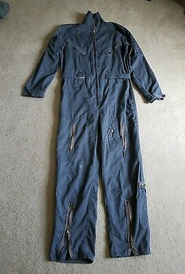 FLIGHT SUIT style COVERALLS SIZE M jumpsuit MILITARY Grey/green COLOR