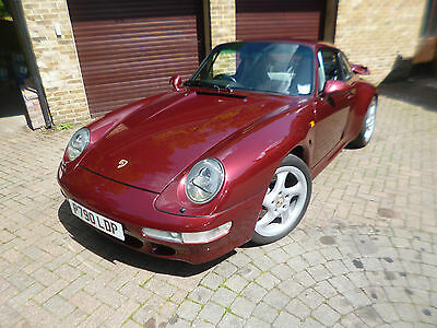 1997 Porsche 911 993 Twin Turbo Awd ~ Very Low Mileage ~ Immaculate Condition ~
