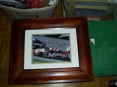 Paul Tracy Autograph Picture 1Of 34 8X10 In Frame
