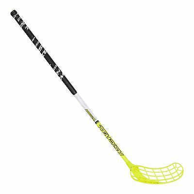 Floorball Schläger, Unihockey Phase green junior Schaft 70-85 cm