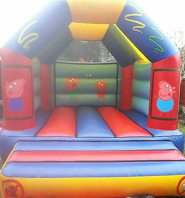 Overnight bouncy castle hire £50 - / Stockport area