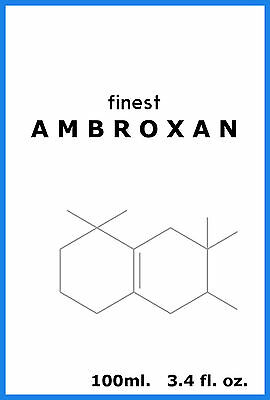 Molecule 02 finest Ambroxan 100ml Identical to Escentric Molecules Free Shipping
