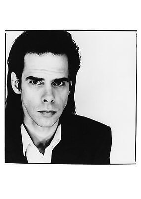 Nick Cave - Promo Press Photo 1990's - And The Bad Seeds - Grinderman