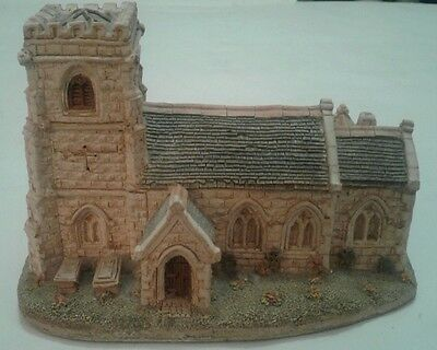 St. Marys Lilliput Lane Handpainted Church Made in England