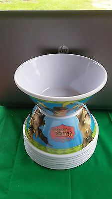 Kellogg's Shrek Collectible Cereal Bowl's in brand new in mint condition!