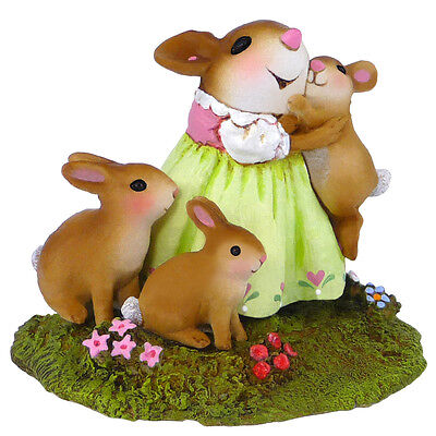Wee Forest Folk M-502 Honey Bunnies