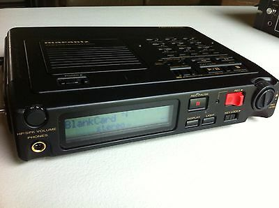 Marantz PMD670/U1B Solid State Recorder TESTED AND WORKING!