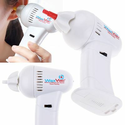 Electric Ear Wax Remover Ear Cleaner Convenient And Portable Popular Hot!