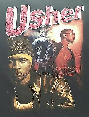 Usher  U Got It Bad    Medium / Large  Throwback Deadstock Concert Tour T Shirt