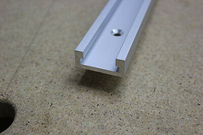 300mm T-track T-slot,Router Table, Table Saw Aluminum Track Slot