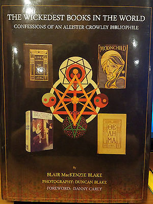 The Wickedest Book in the World by Blair MacKenzie Blake & Danny Carey TOOL