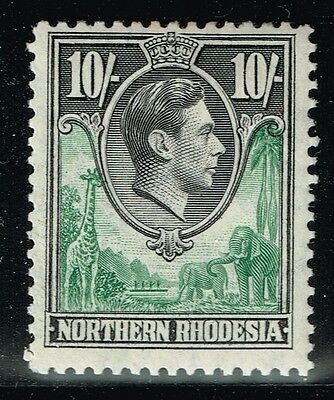 Northern Rhodesia SG# 44 - Mint Hinged - Lot 120615