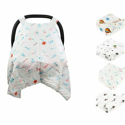 Soft Anti-sunshine Baby Product Car Seat Protector Stroller Canopy Cover