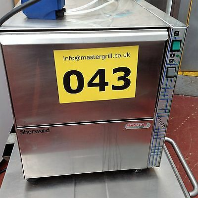 SHERWOOD MICRO - 1 BASKET GLASS WASHER - Commercial Catering