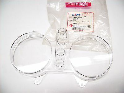 NEW ORIGINAL SYM Tachometer glass / Matt Lens for Shark 125 - ET: 37211-H3A-000
