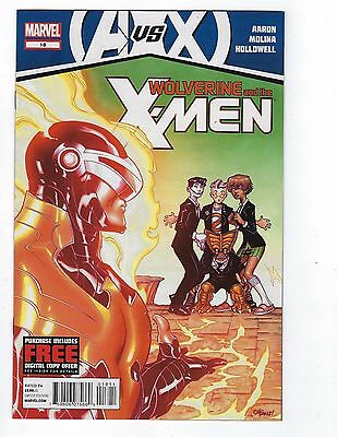 Wolverine and the X-Men # 18 Regular Cover 1st Print Marvel NM X-Men