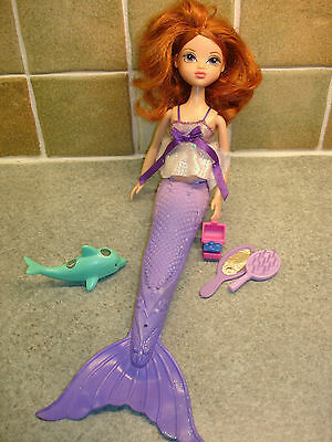 A Stunning Moxie Girlz Mermaid 30cm Doll with Accessories