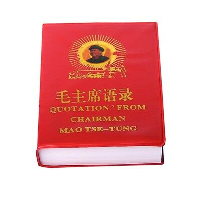 Quotations from Chariman Mao Tse-Tung, Chairman Mao's Little Red Book,