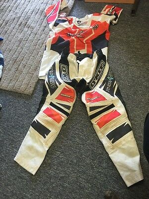 "D.kit 26""Waist Youth Xl Jersey Mx Kit Motocross Kids Quad"