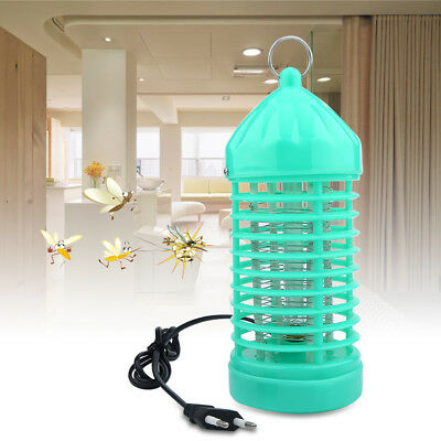 Insect Controller Mosquito Bug Zapper UV Light Fly Pest Bug Trap Lamp Killer ES