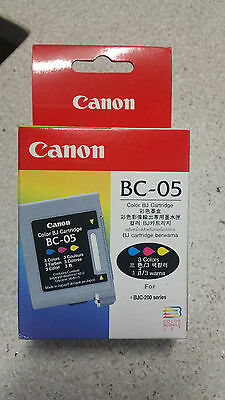 Gen.Canon Colour Ink Cartridge BC 05, BJ-100, BJ &BJC-200 Series, BJC-1000SP
