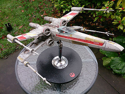 STAR WARS ROGUE ONE X WING RED 3 STUDIO SCALE 44 cm