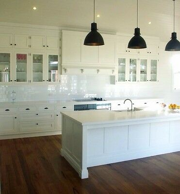 Kitchen Cabinetry - French Provincial, Hamptons, Shaker, Art Deco