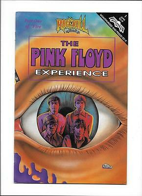 Rock 'n' Roll Comics #1  [1991 Vg]  The Pink Floyd Experience