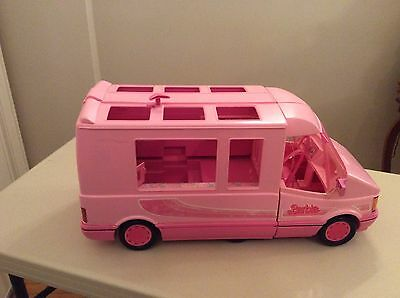 Barbie Magical Motor Home 1988.  Very good used condition with accessories.