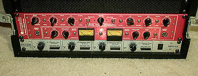 Langevin Dual Vocal Combo by Manley - Mic Pre, EQ & Limiter