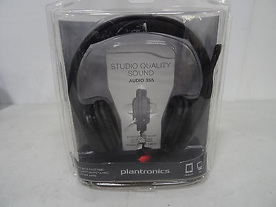 448b844d04d PLANTRONICS STUDIO QUALITY Sound .Audio 355 Headset(53780) - $12.95 ...