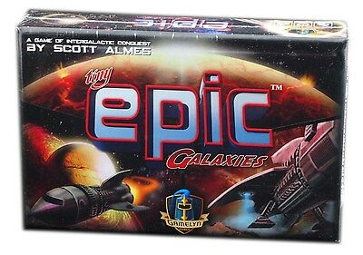 Gamelyn, Tiny Epic Galaxies, Card Game, New