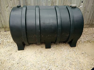 1000 Litre Plastic Fuel Tank (1343) Domestic Oil