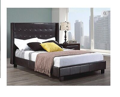 Brand New Bed, Bedroom Headboard A134L Furniture Mississauga Ontario Canada