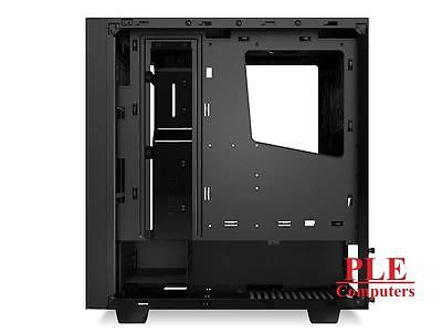 NZXT Source 340 Black & Red Mid Tower w/Side Panel Window[CA-S340W-BR1]