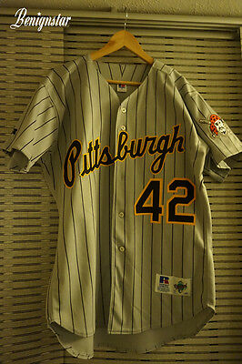 Pittsburgh Pirates Jason Schmidt Baseball Road Jersey Vintage