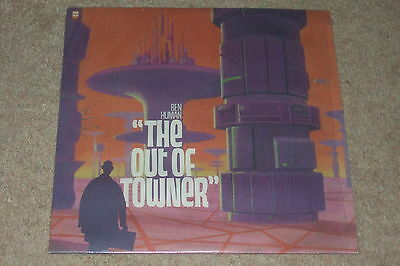 Ben Human – The Out Of Towner 2xLP      2005     DOWNTEMPO...NEAR MINT!!