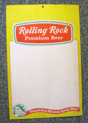 (Vintage) Rolling Rock Beer Advertising Sign Labrobe Pa