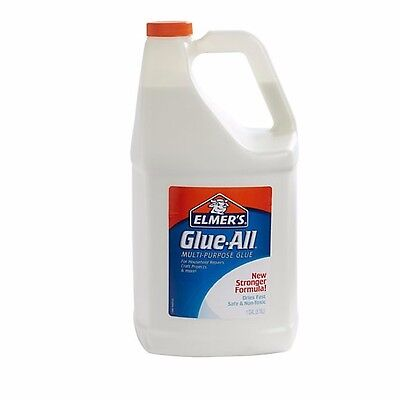 Elmer's Glue-All Pourable Glue, 1 Gallon