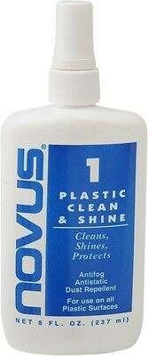 Novus Plastic Polish #1 - 8 Ounces 8 Ounce #1 No 1 7020 PC-10 NO7020