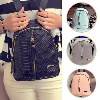 1Pcs Mini backpack Fashion Women bags Cute Small new Quality Pu leather