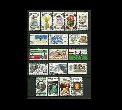 Mexico Stamps MH #MP711