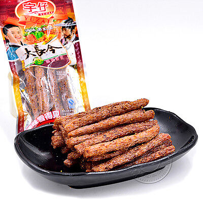 New Dachangjin Classic Snacks Food Spicy Bar Delicious Bead Curd