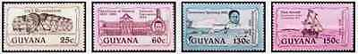 Timbres Guyana 1209/12 ** lot 20851