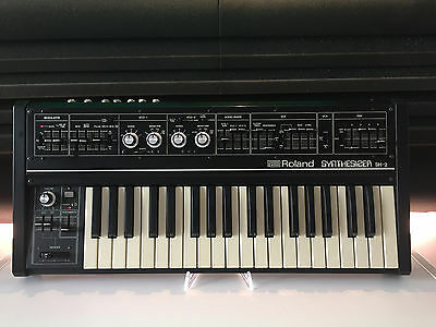 "ROLAND SH 2 ""PRESTIGE"" condition ( totally serviced the 03/28/17) ANALOG / MONO"