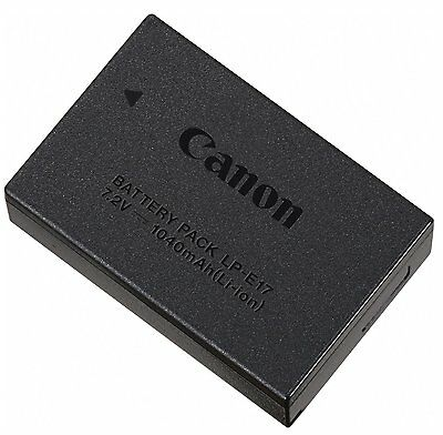 New Canon LP-E17 Lithium-Ion Battery Pack for EOS M3